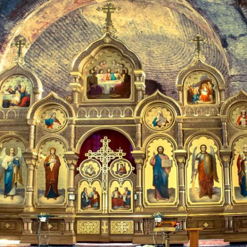 Свято-Никольская гарнизонная церковь крепости г. Бреста