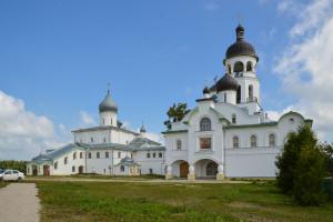 Крыпецкий Иоанно-Богословский мужской монастырь, Псковская область, РФ