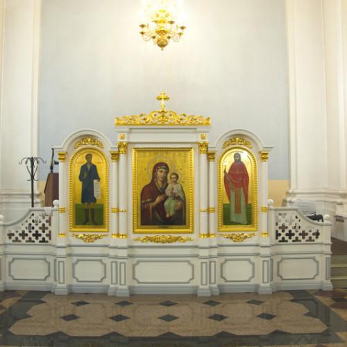 Успенский собор г. Витебск