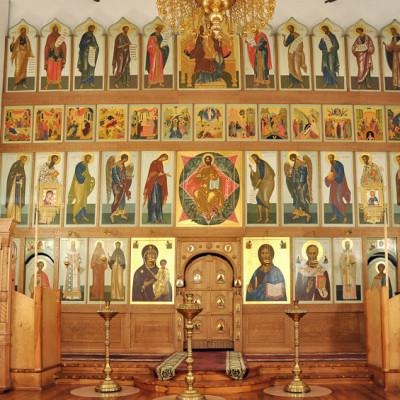 Николо-Волосовский женский монастырь, г.Волосово, Владимирская область, РФ
