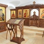 комплексное решение интерьера храма