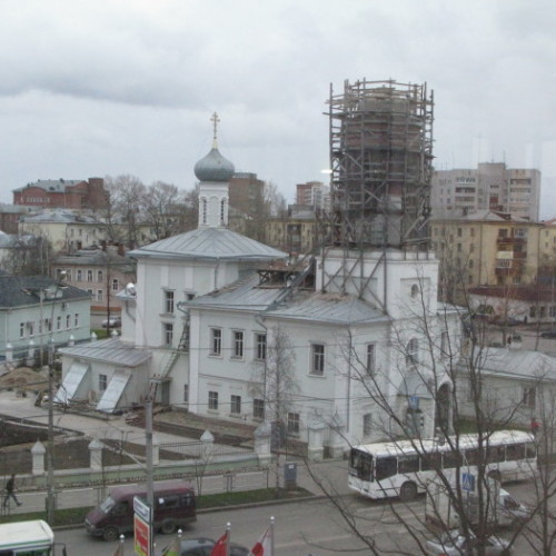 Храм Святителя Николая, г.Вологда, РФ
