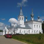Церковь Иоанна Златоуста в г.Годеново, Ростовского района, Ярославской области