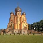 храма в честь Сергия Радонежского В Старом Осколе