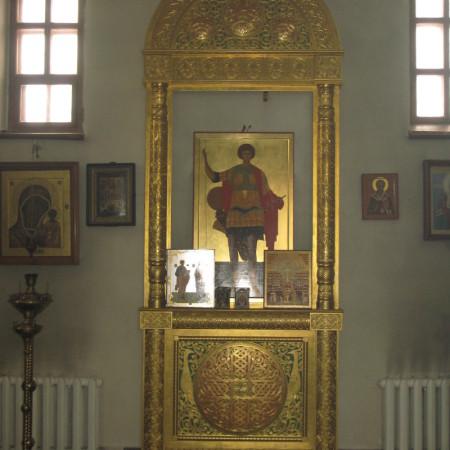 иконостас напольный