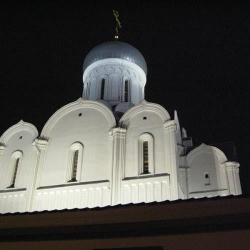 Храм в честь иконы Покрова Богородицы, г.Минск, РБ