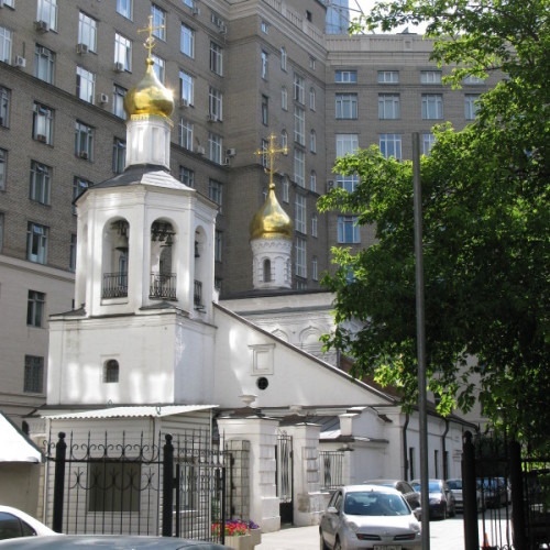 Церковь Архангела Михаила, г.Москва, РФ