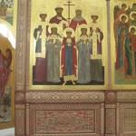 фрагмент иконостаса