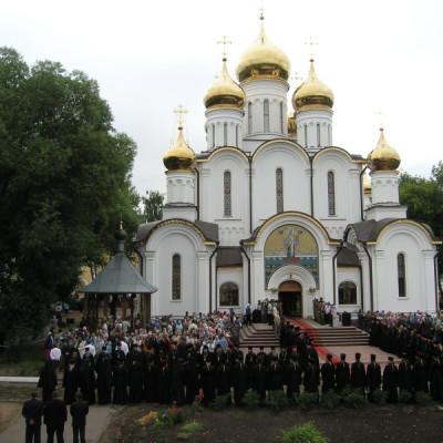 Свято-Никольский женский монастырь, г.Переславль-Залесский, РФ
