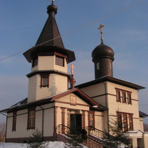 Храм Тихвинской иконы Божьей Матери, г.Нарва, Эстония