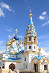 Храм иконы Неувядаемый цвет п.Рублево