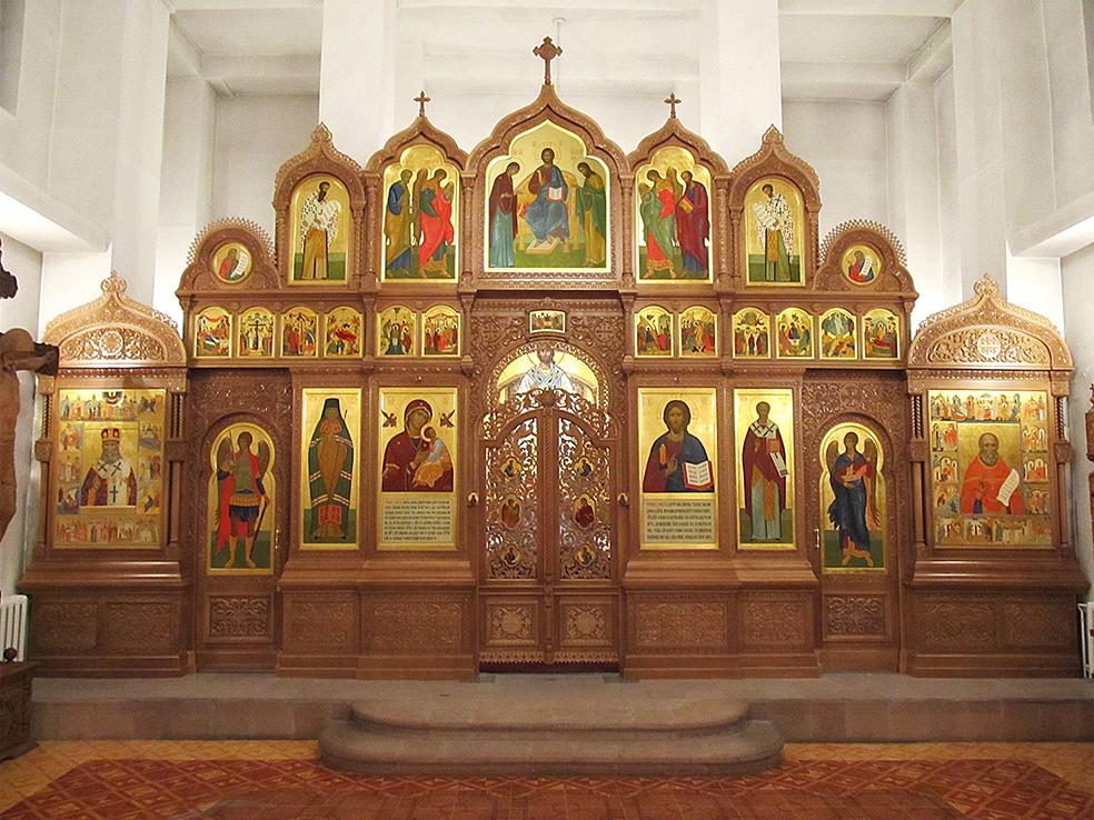 иконостас Нижневартовск